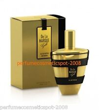 NIB DE LA MARQUE GOLD by ARMAF FOR WOMEN 3.4 OZ / 100 ML EAU DE PARFUM SPRAY