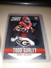 2015 Panini Prizm Draft Picks Rookie Card #146 Todd Gurley mint from pack
