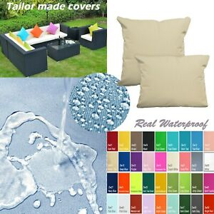 TAILOR MADE*COVER*Waterproof Outdoor sofa/floor Pillow Sofa patio chair Dw14