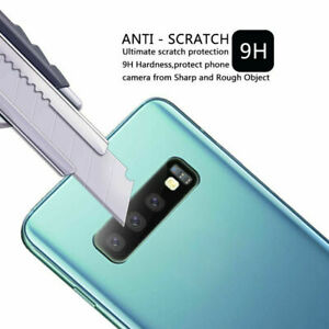 2 x Rear Camera Lens Tempered Glass Protector For Samsung Galaxy S10 / S10+