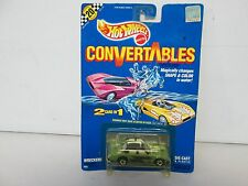 1990 Hot Wheels Convertables Wreckers Fab Cab (no name on side variation)