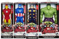 MARVEL AVENGERS SERIE TITAN HERO Vari Personaggi 30cm by Hasbro