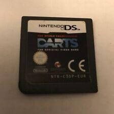PDC World Championship Darts Nintendo DS