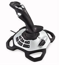 logitech video game controllers ebay S-Video Port logitech extreme 3d pro usb joystick