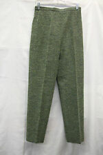 AKRIS Womens Dress Pants 84% Wool 10% Cotton Size 8 Excellent Used Condition