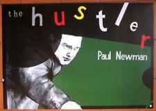 The Hustler, Robert Rossen, Paul Newman - Polish Poster