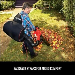 Craftsman 30376 2 Speed Leaf Blower/Vacuum Combo
