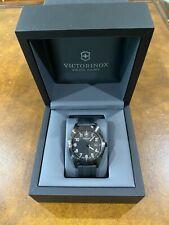 Victorinox Swiss Army Watch - Garrison LG Black, 26071.cb - NEW IN BOX
