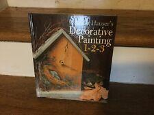Priscilla Hauser's Decorative Painting 1-2-3 Hard Cover