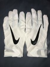 NEW Sealed Nike Vapor Knit White Football Gloves PGF408 100 Size XL