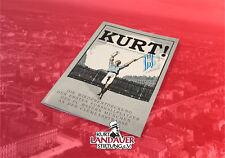 Kurt! Magazin - Ausgabe 2 - Die Wiederentdeckung des Clemensplatz - FC Bayern