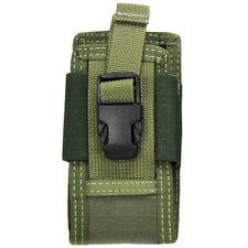 "Maxpedition Universal 5"" Hunting Belt Clip Holster Phone Webbing Holder Green Od"