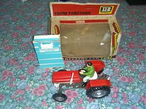 Britains Farm 9520 Massey Ferguson Tractor In Original Box,
