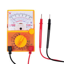 1PCS Electrical Multitester Multimeter Multifunctional  DC 2.5-10-50-250-1000V
