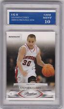 STEPHEN CURRY ROOKIE CARD 2009 Prestige RC Basketball Warriors RARE GEM MINT 10!