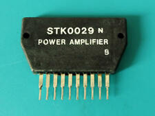 STK0029 STK-0029  70's NOS Genuine SANYO Output IC *MADE IN JAPAN*  STK-0029N
