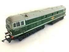 More details for triang tt t96 a1a brush type 2 diesel dummy non powered loco br green d5501