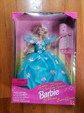Mattel 1995 Barbie Doll Magical Songbird Barbie Singing Bird Foreign? 14320 NRFB