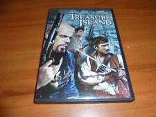 Treasure Island (DVD, Widescreen 2012) Used Eddie Izzard Elijah Wood