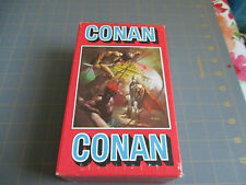 RARE ROBERT E. HOWARD ACE CONAN BOX SET OF 4 BOOKS