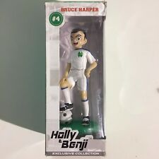 Figure Holly e Benji exclusive collection Action Figure BRUCE HARPER n. 4
