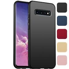 Handy Hardcase für Samsung Galaxy S10 Plus Hülle Slim Cover Case Schutzhülle