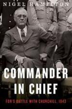 Hamilton Nigel-Commander In Chief  HBOOK NEW