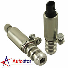 2 Intake & Exhaust Camshaft Position Actuator Solenoid Valve For Chevy GM Buick