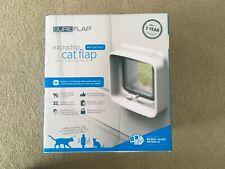 SureFlap DualScan Cat Flap - An Upgrade On The Standard Microchip Cat Flap