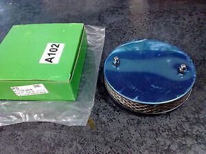 """sgpf101 air filter SU HS4 1.5 chrome MGB GT wolseley carb 1 1/2"""" twin 1.5"""""""
