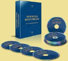 ~ NEWEST VERSION -- Your Wish is Your Command -15 Audio CD set - Kevin Trudeau ~