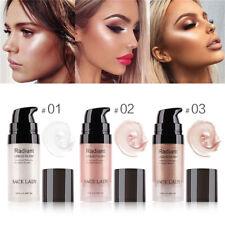 Face Highlighter Cream Liquid Illuminator Shimmer Glow Facial Brighten Cosmetic