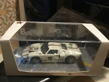 Ford gt 40 lemans 1966 1/43 bizarre