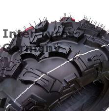 2x 25x10-12 p3006 25x10.00-12 Hakuba terreno PNEUMATICI ATV Quad Buggy NUOVO