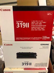 Canon CART319II Black High Yield Toner Cartridge