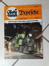 LGB Depesche Heft Nr. 53