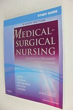 Medical Surgical Nursing Study Guide 8th Edition Maltas Text Book 2011