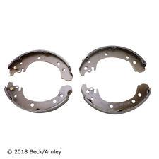 Drum Brake Shoe Rear Beck//Arnley 081-3218