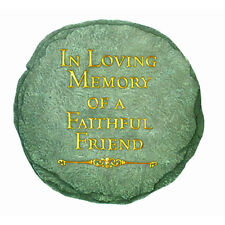 In Loving Memory Stepping Stone