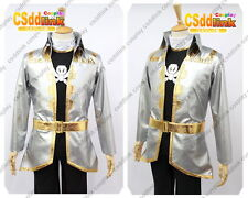 Gokai silver from Kaizoku Sentai Gokaiger cosplay costume Only silver Jacket