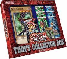 Yu-Gi-Oh: Yugi's Collector Box - Starter Deck 6 Boosters Ultra Rare Variant NEW