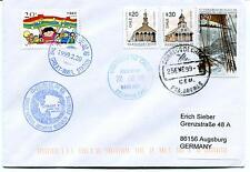 Great Wall Station China Chinare XV Eduardo Frei P. Arenas Polar Antarctic Cover