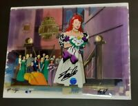 X-Men:The Animated Series Wedding scene signed Marvel Animation Production Cel