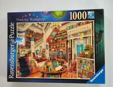 Ravensburger 1000 Piece Jigsaw Puzzle - Fantasy Bookshop - 197996