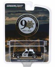CHP 1989 Chevrolet Caprice California Highway Patrol  POLICE *** Greenlight 1:64