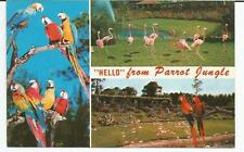 ag Miami, Florida: Parrot Jungle