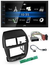 JVC USB 2DIN Bluetooth MP3 AUX Autoradio für Mitsubishi ASX 2010-2014