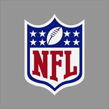 National Football League NFL Logo Vinyl Decal Sticker Car Window Wall Cornhole