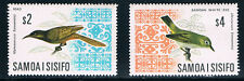 Samoa SC274A-274B Birds in Natural Colors MNH 1969