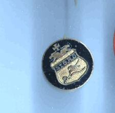 1890s pin CHRISTIAN ST. GRO Lapel stud mini badge